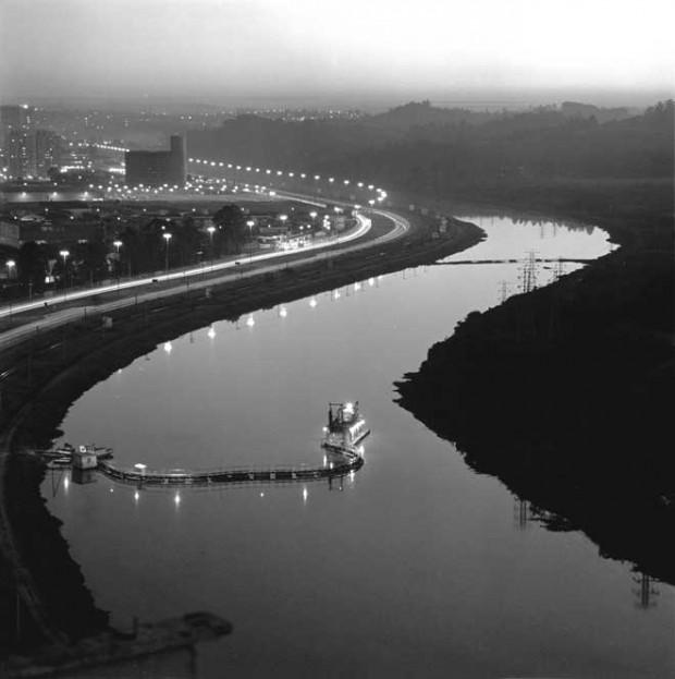 Rio Pinheiros. Foto: German Lorca