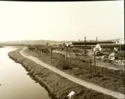 Marginal Pinheiros, 1960 (antes da construção da via)